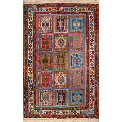 Mat Sirjan Kilim Handmade Nomadic Design All Wool