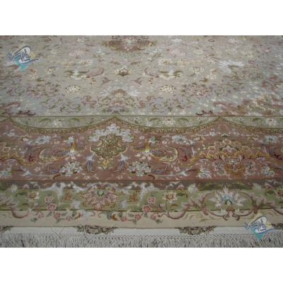 Twelve Meter Handwoven Carpet Tabriz