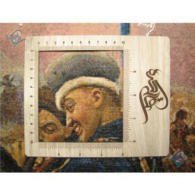 Tableau Carpet Handwoven Tabriz Taras Bulba  Design