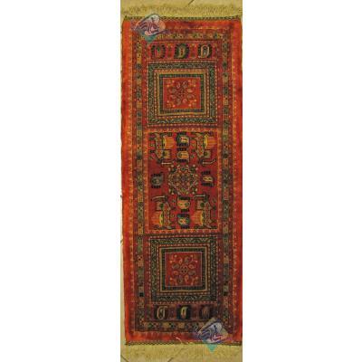 Runner Ghashghai Handmade Carpet Wool